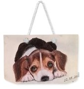 Lovely Pet Weekender Tote Bag