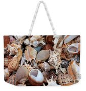 Lovely Seashells Weekender Tote Bag