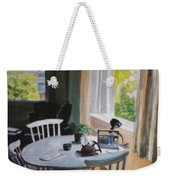 Lovely Small Apartment Weekender Tote Bag