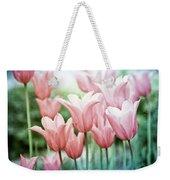 Lovely Tulips Weekender Tote Bag