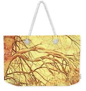 Lovely Twists In Nature Weekender Tote Bag