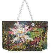 Lovely Waterlilies 2 Weekender Tote Bag