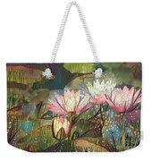 Lovely Waterlilies 7 Weekender Tote Bag