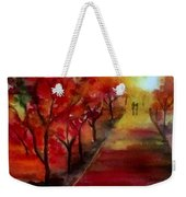 Lovers' Lane Weekender Tote Bag