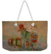 Lovers Picnic Weekender Tote Bag