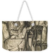 Love's Mirror Or A Parable Of Love Weekender Tote Bag