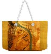 Loves Smile - Tile Weekender Tote Bag