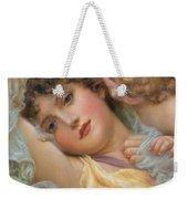 Love's Whispers Weekender Tote Bag