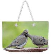 Lovey Doveys Weekender Tote Bag