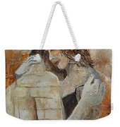Loving Couple Weekender Tote Bag