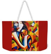 Loving Mom Weekender Tote Bag