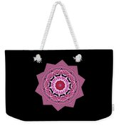 Loving Rose Mandala By Kaye Menner Weekender Tote Bag