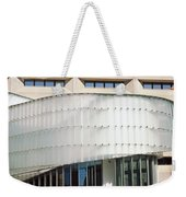 Low Angle View Of A Building, Dr. A. H Weekender Tote Bag