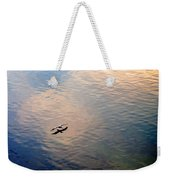 Low Flight Weekender Tote Bag