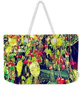 Low Hanging Fruit Weekender Tote Bag