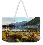 Low Tide At Horseshoe Bay Canada Weekender Tote Bag