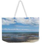 Low Tide In Paradise - Key West Weekender Tote Bag
