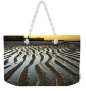 Low Tide On La Caleta Cadiz Spain Weekender Tote Bag