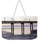 Low Tide Reflected Gp Weekender Tote Bag