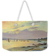 Low Tide Weekender Tote Bag by W Savage Cooper