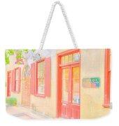 Lowcountry Catfish Row Weekender Tote Bag