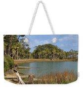 Lowcountry Lagoon Weekender Tote Bag