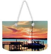 Lowcountry Leisure Weekender Tote Bag