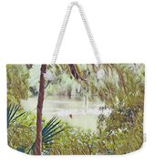 Lowcountry Summer Weekender Tote Bag