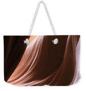 Lower Antelope Slot Canyon Weekender Tote Bag