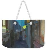 Lower East Side Weekender Tote Bag