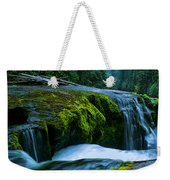Lower Lewis Falls 1 Weekender Tote Bag