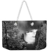 Lower Mesa Falls Weekender Tote Bag