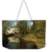 Lower Mill Of Cullompton  Weekender Tote Bag