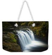 Lower Punchbowl Falls 1 Weekender Tote Bag