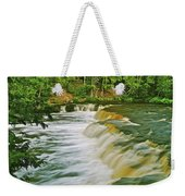 Lower Tahquamenon 6200 Weekender Tote Bag