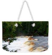 Lower Tahquamenon Falls Weekender Tote Bag