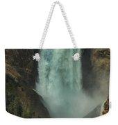 Lower Waterfalls Weekender Tote Bag