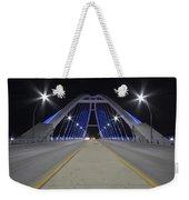 Lowery Street Bridge Weekender Tote Bag