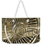 Lowrider Wheel Illusions 2 Weekender Tote Bag