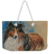 Loyal Companion Weekender Tote Bag