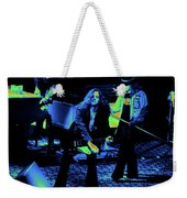 Ls #42 Crop 2 Enhanced Cosmically 2 Weekender Tote Bag