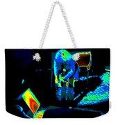 Ls #43 Cosmically Enhanced Weekender Tote Bag