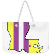 Lsu Louisiana Weekender Tote Bag