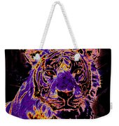 Lsu Tiger Weekender Tote Bag