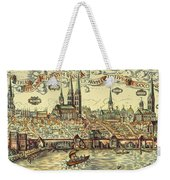 Lubeck, Germany Weekender Tote Bag