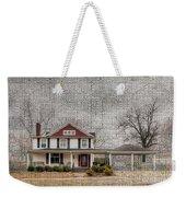 Lucas House Weekender Tote Bag