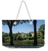 Lucca Italy Weekender Tote Bag