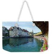 Lucerne 3 Weekender Tote Bag