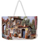 Luci All'entrata Weekender Tote Bag