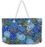 Lucia's Flowers Weekender Tote Bag